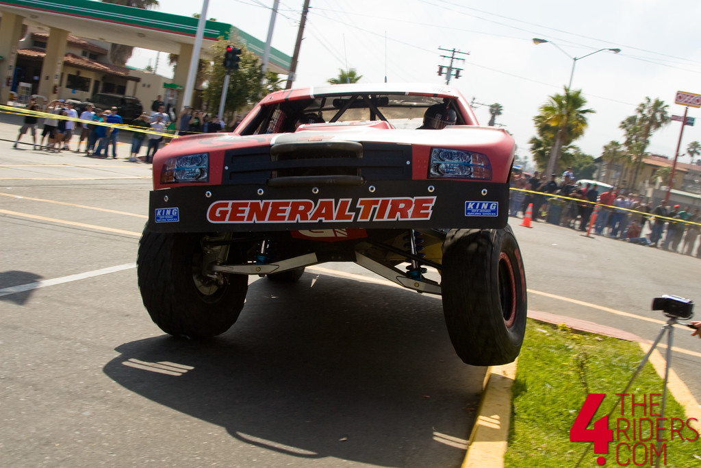 general tire trophy truck city streets of encenada